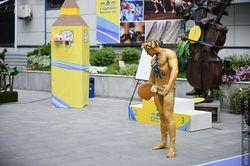 В Харькове открылась олимпийская фан-зона