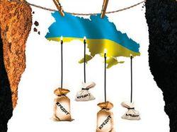 Чем грозит Украине госдолг в 64,482 млрд долларов США