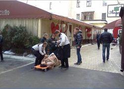 Взорвавшийся в центре Киева ресторан «Апрель» любили ВИПы