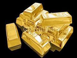 Рынок золота в ожидании мощного движения