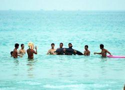 Нравы: Туристы не помогали умирающему дельфину, а фоткались с ним