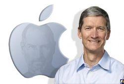 За кофе-брейк с главой Apple Тимом Куком на аукционе отдали 605 тыс. долларов