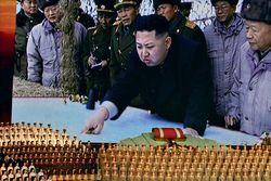 Пхеньян в одностороннем порядке расторгнул перемирие с Южной Кореей