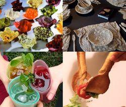 Инвесторам: Британец придумал новый вид съедобной одноразовой посуды