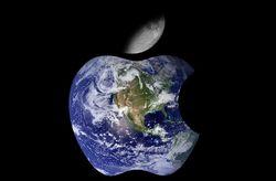 На корпоративном рынке гаджетов лидер Apple
