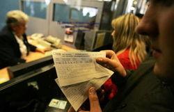 Покупка железнодорожных билетов по паспортам в Украине откладывается