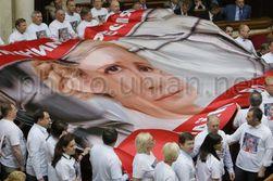 Требовать с Тимошенко полмиллиарда сродни запросам пиратов Сомали – БЮТ