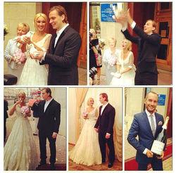 PR и слезы: подробности о свадьбе Кудрявцевой
