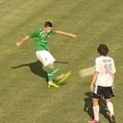 Станет ли рекордом гол, забитый гомельчанином Карницким с 65 метров