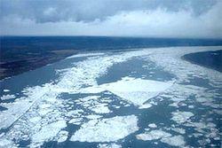 Сотни туристов из РФ не могли вернуться домой из-за ледохода на  Амуре