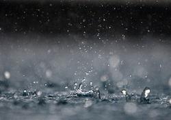 вода дождевая