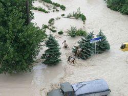 Из-за наводнения в Крымске изменят закон о страховании
