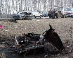 В ДТП под Ельцом погибло 5 человек