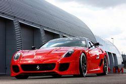 В Ferrari готовятся к инвестициям в новое производство