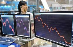 13 из 18 ключевых западно-европейских фондовых индексов упали в пятницу