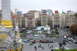 С завтрашнего дня центр Киева будет перекрыт