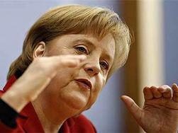 Кризис в еврозоне продлится не менее 5 лет - Ангела Меркель