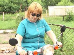 В Казахстане врачей «скорой помощи» обеспечили… мотоциклами