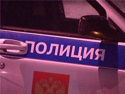 В Москве в день Победы школьники разбили полицейский автомобиль