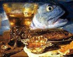 Рыбий жир сохраняет мышечную активность в старости