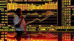 Фьючерс S&P500 начинает глобальный тренд падения