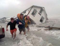 Увеличение числа ураганов как ответ на... борьбу с аэрозолями