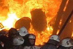 В Днепропетровской области прогремел очередной взрыв на шахте