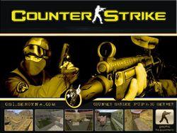 Игры для мальчиков: Counter Strike глазами геймеров в Одноклассники и Яндексе