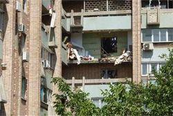 Следователи Луганска уже допрашивают хозяина квартиры, где произошел взрыв