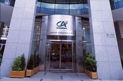 В третьем квартале Credit Agricole зафиксировал убыток в 2,85 млрд. евро