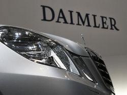 Автоконцерн «Daimler AG» во II квартале сократил прибыль