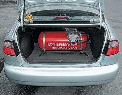 Рынок отвечает на повышенный спрос украинцев на машины «на газе»