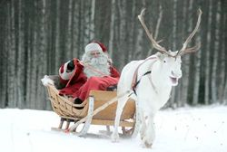 ГЛОНАСС: рекордная скорость российского Деда Мороза – 809 км/час