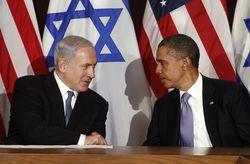Израиль ждет визит Обамы для обсуждения тем Сирии, Ирана и Палестины