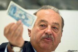 Президент Мексики заложил бомбу под первого богача мира Карлоса Слима