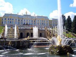 Комплекс фонтанов «Петергофа» признан разрушающимся