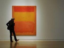 На торгах Christie's установлена рекордная стоимость на картину послевоенного искусства