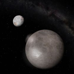 Чем удивили новые снимки Харона и Плутона