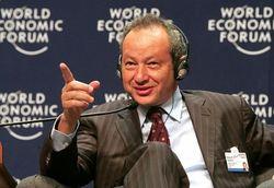 Наджиб Савирис, египетский бизнесмен, будет инвестором Telecom Italia