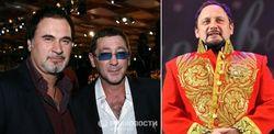 Григорий Лепс, Валерий Меладзе и Стас Михайлов