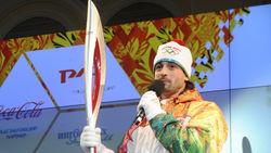 ВКонтакте: Россияне будут гордиться сочинским олимпийским факелом