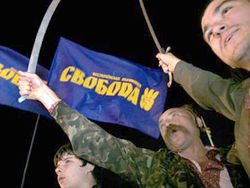 ВО «Свобода» и Компартия готовятся к войне в парламенте Украины