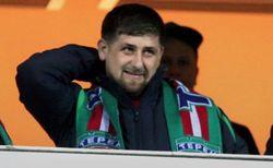 Кадырова не пустили поболеть за Терек в Махачкалу из-за скандала