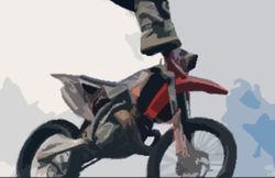 15-летний спортсмен разбился на мотоцикле в Горной Поляне