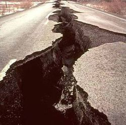 землетрясений