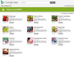 Фейковые игры захлестнули Google Play