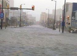 В Нью-Джерси прорвало противопаводковую дамбу – идет эвакуация