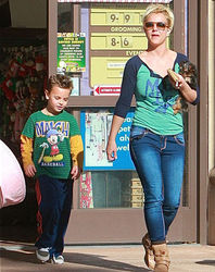 Очередной скандал с Бритни Спирс