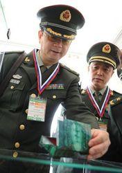 На выставке «Оборона и защита» работают около 200 иностранных специалистов