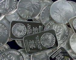Рынок драгметаллов: пока дорожает только серебро